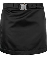 1017 ALYX 9SM Skirt - Nero