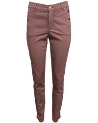 2-Biz Pantalon Kaxy - Violet