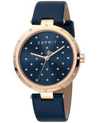 Esprit Es1l214l0045 Louise Watch - Blauw