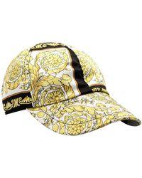 Versace 1000390-1a00349 Cappelli Con Visiera - Geel
