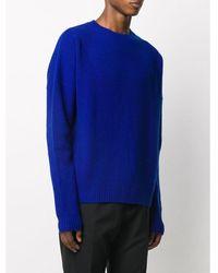 Marcelo Burlon Sweatshirt - Bleu