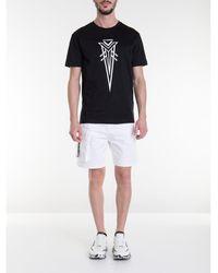 A_COLD_WALL* T-shirt Negro