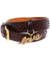 Nialaya Love Bracelet - Bruin