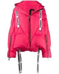 Khrisjoy Jacket Afpw001ny - Roze