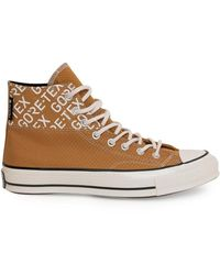 Converse Sneakers Chuck 70 Gore-tex High Top - Geel