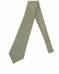 Hermès Tweedehands Tegel - Groen