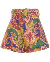 Zimmermann Shorts - Oranje