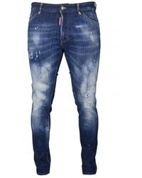 Fred Perry Cool Guy Jeans - Blauw