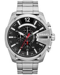 DIESEL Time Frames Dz4308 Watch - Grijs