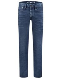 Denham Jeans - Blauw