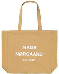 Mads Nørgaard Recycled Boutique Athens Bag 31499 - Bruin