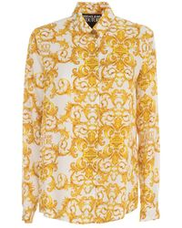 Versace Jeans Couture Overhemd - Wit