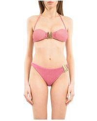 Moschino Swim Bikini - Roze