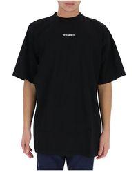 Vetements - T-shirt - Lyst