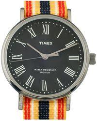 TIMEX ARCHIVE Watch Abt542 - Gelb