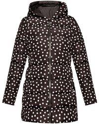 Dolce & Gabbana Reversible Down Jacket - Zwart