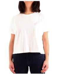 Balmain - Short sleeve t-shirt - Lyst