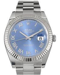 Rolex Datejust 41 watch - Gris