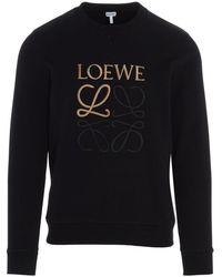 Loewe Sweater - Zwart