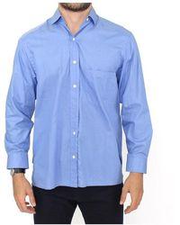 Ermanno Scervino Shirt - Blau