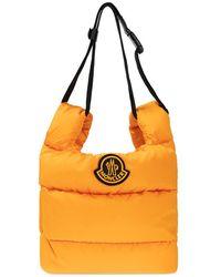 Moncler Legere Tote Medium Bag - Oranje