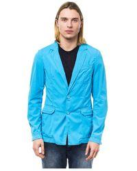 Versace Jeans Couture Blazer - Blauw