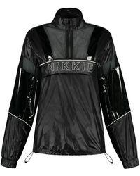 NIKKIE Serenity Anorak Jacket - Zwart