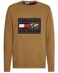 Tommy Hilfiger Sweater - Oranje