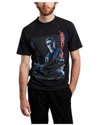 Etudes Studio X Terminator t-shirt - Noir
