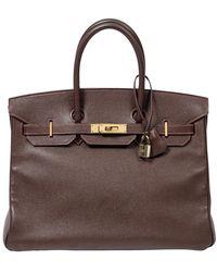 Hermès Birkin - Marron