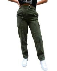 Barbara Bui Pantalon - Verde