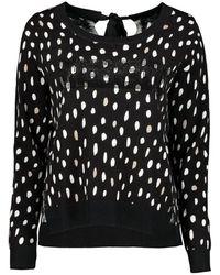 Monari Pullover - Zwart