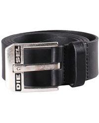 DIESEL Bluestar Belt - Nero