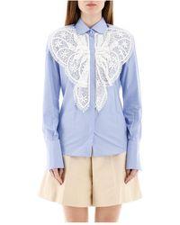Patou Shirt - Blauw