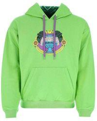 Versace Sweatshirt - Verde