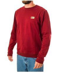 Fjallraven Sweater F87316.345 Rojo