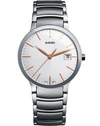 Rado Centrix Quartz Watch - Gris