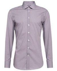 Etro Shirt 11451 4766 11 - Blauw