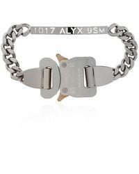 1017 ALYX 9SM Chain Bracelet - Grijs