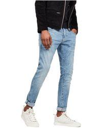 G-Star RAW Raw Revend skinny jeans - Blu