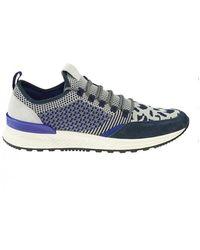 Antony Morato Sneakers Mmfw1097 - Blu