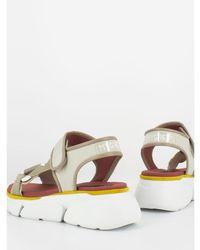 Grey Mer Sandals - Neutre
