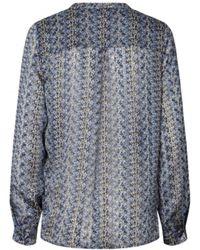 Lolly's Laundry Helena Shirt - Bleu