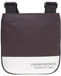 Emporio Armani Cross-body Bag - Grijs