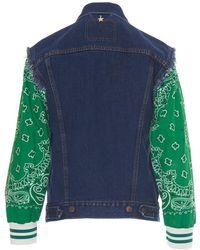 Souvenir Clubbing Coat - Vert