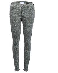 Parker Smith Jeans - Groen