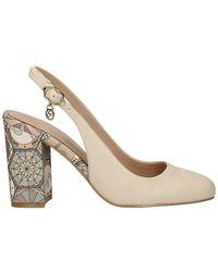 Gattinoni Penmi1146Wte50Bpe21 Sandals with heel - Neutro