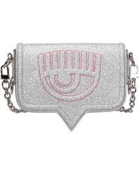 Chiara Ferragni - Women's Shoulder Bag Eyelike - Lyst