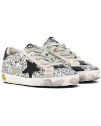 Golden Goose Deluxe Brand Sneakers - Grijs