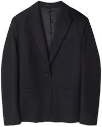 Filippa K Sasha Cool Wool Blazer Blazer - Zwart